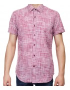 7962-8 Рубашка мужская (кор.рукав) S-2XL по 6
