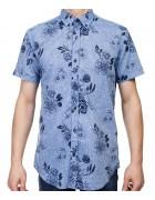 7962-9 Рубашка мужская (кор.рукав) S-2XL по 6