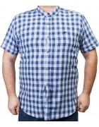 7963-10 Рубашка муж.(кор.рукав) 3XL-6XL по 4