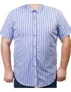 7963-11 Рубашка муж.(кор.рукав) 3XL-6XL по 4