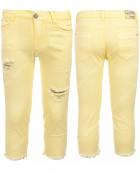 6180 желтый Джинсы дев. 8-16 по 5