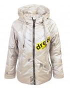 2102 серая Куртка девочка 128-152 по 5