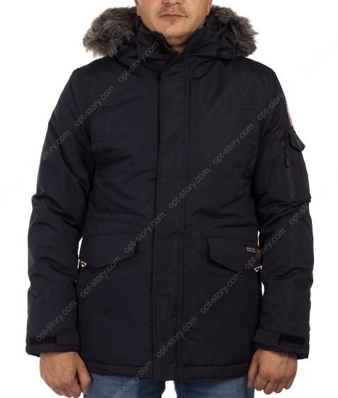 81707 т.син Куртка мужская M-3XL по 5