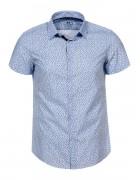 MCS-7911 Рубашка мужская 3XL-6XL 48/12