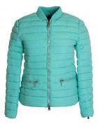 7807 бирюз. Куртка женская M-2 XL по 4 (M. L)
