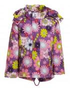 HL- 0812 фиол. Куртка девочка 110-134 по 5 (110, 128, 134)
