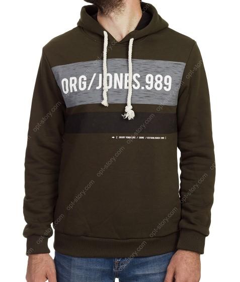 6217 хаки Реглан мужской M-2XL по 4