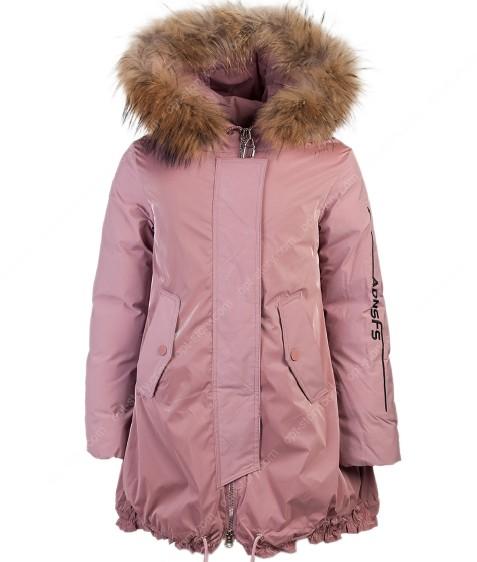 Z-2101 пудра Куртка девочка 140-164 по 5 шт.