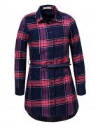 GCS-6885 Рубашка удлиненная девочка 134-164 48/12