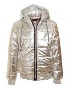 Z-726 серебро Куртка девочка 92-116 по 5 (116)