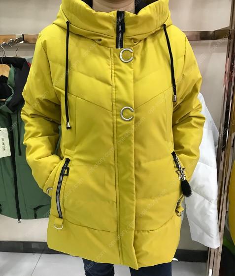 816# Куртка женская L-4XL по 5
