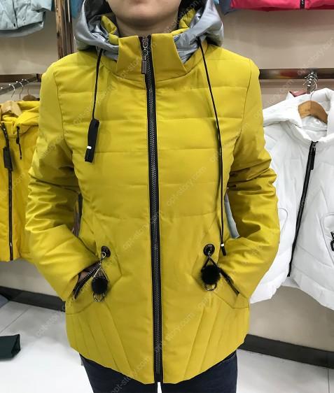 862# Куртка женская S-XL по 4