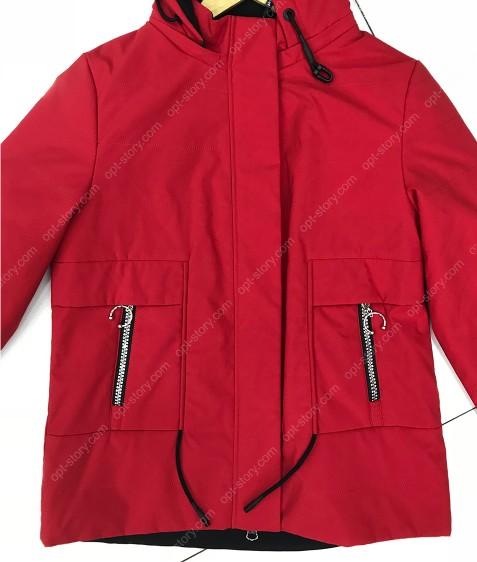 913# Куртка женская L-4XL по 5