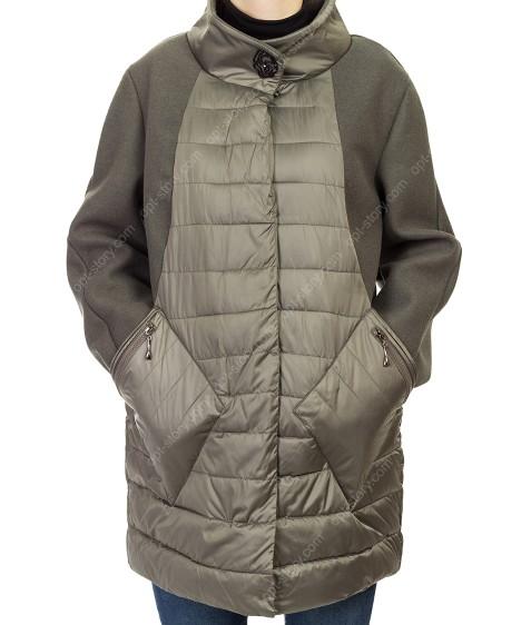 1862# зел Куртка женская 48-56 по 5