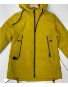 D-8907# Куртка женская L-4XL по 5
