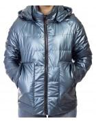 F689# син Куртка женская S-2XL по 5