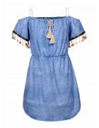 GYQ-8087  Платье девочка 110-160 48/6