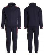 2030 синий Спорт костюм мальчик  1-5 по 5