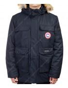 8809-1 син. Куртка мужская  M-3XL по 6