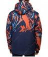 3334 оранж. Куртка мальчик 128-170 по 4