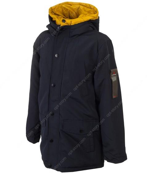 BMA-1350 т.син. Куртка мальчик 134-170 по 4