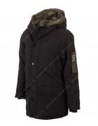 BMA-1350 черн. Куртка мальчик 134-170 по 4