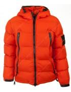 BMA-1645 оранж. Куртка мальчик 134-170 по 4