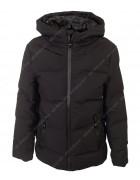 BMA-1682 черн. Куртка мальчик 134-170 по 4