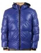 MMA-1551 синий Куртка муж M-2XL по 4