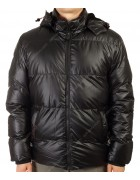MMA-1551 черный Куртка муж M-2XL по 4