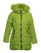 702 Bola зелен Куртка девочка 140-158 по 4