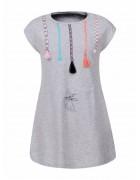 GYQ-8735  Платье девочка 110-160 96/12