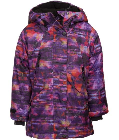 6003 Red kуртка девочка 104-122 по 4
