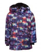 6003 Dark Purple куртка девочка 104-122 по 4