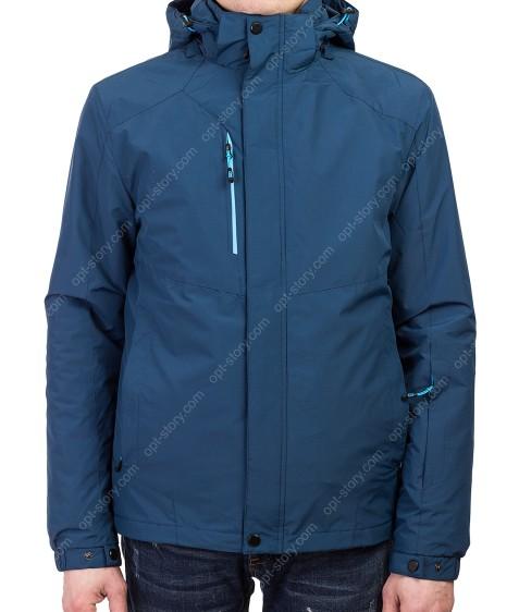 720 син Куртка мужская M-3XL по 5