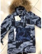 8975 т.син Куртка мальчик 128-152 по 5