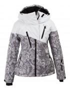 B2337 черн. Куртка женская S-XL по 4