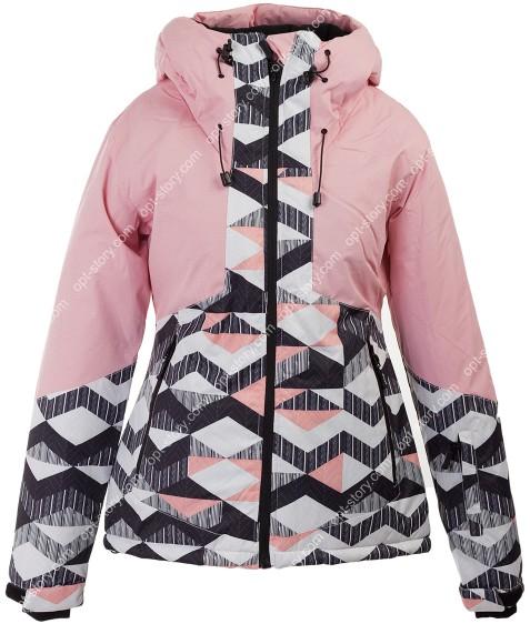 B2342 роз. Куртка женская S-XL по 4