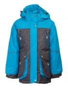 806# голуб. Куртка девочка 104-128 по 5