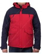 B991 красн Куртка мужская M-3XL по 5