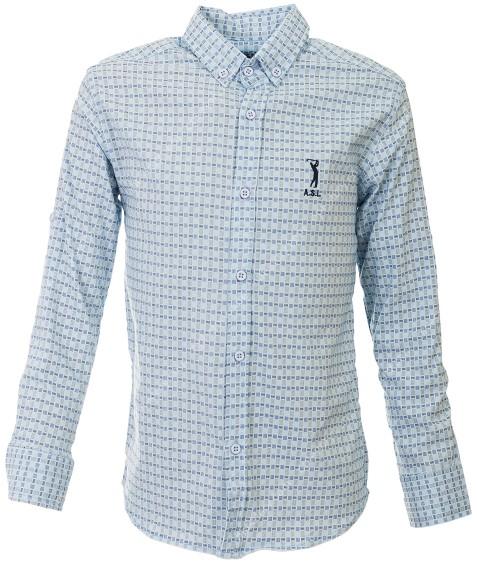 G-719 R7 гол Рубашка мальчик 9-15 по 7