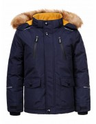 BMA-9421 Куртка мальчик 92-128 24/12