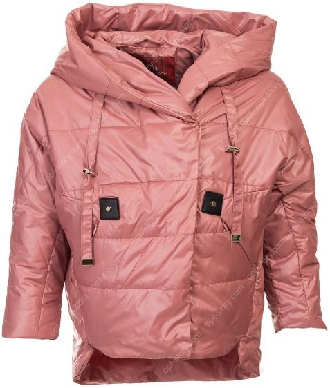 001 Куртка девочка Летучая мышь
