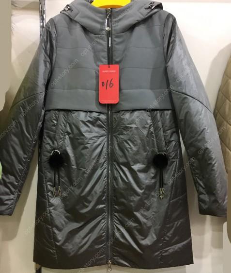 016 Куртка девочка 128-158 по 6