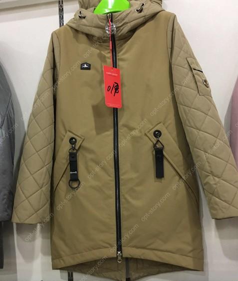 017 Куртка девочка 128-158 по 6