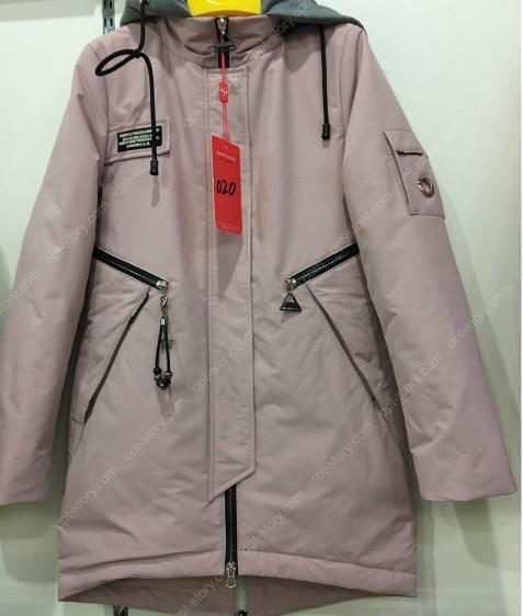 020 Куртка девочка 128-158 по 6
