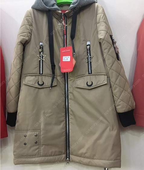 063 Куртка девочка 128-158 по 6