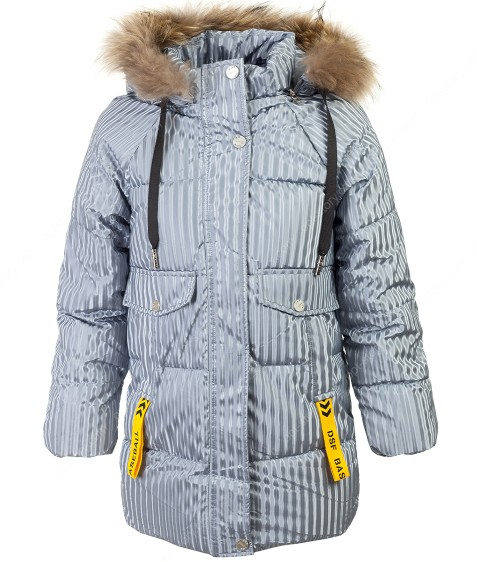 A-07 син. Куртка девочка 134-158 по 5