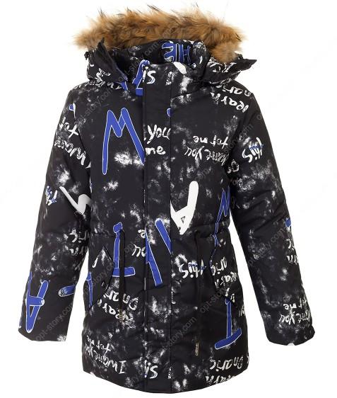 A-12 син. Куртка мальчик 122-146 по 5