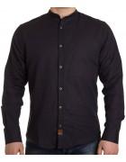 51211V-3 т.син(дл. рукав) Рубашка мужская 2XL-5XL по 4